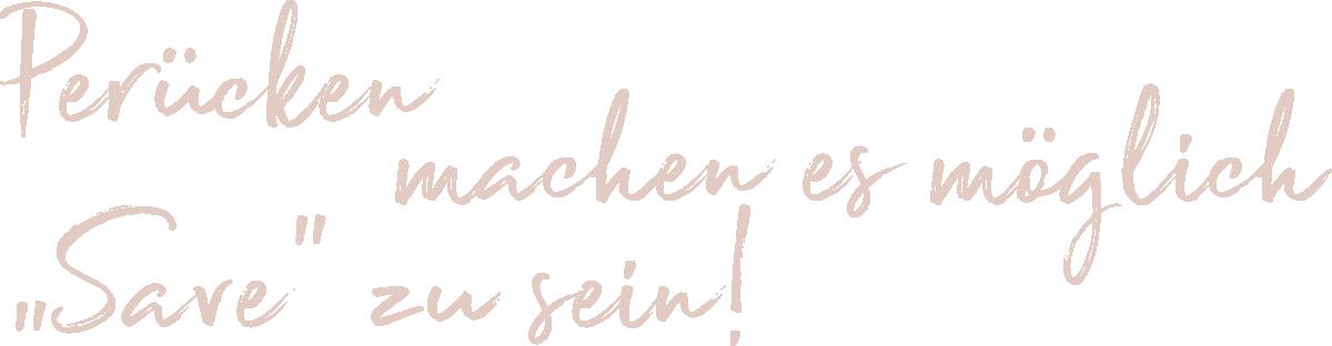 Perücken_Schriftauszug